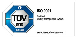 DRUCK & TEMPERATUR Leitenberger GmbH is certified to ISO 9001:2015
