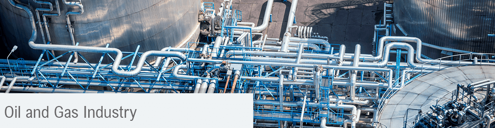 Products for the Oil and Gas Industry from DRUCK & TEMPERATUR Leitenberger - Germany