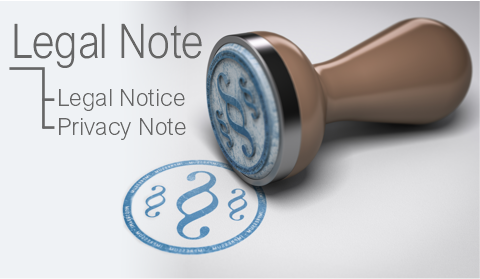 Legal and Privacy Notes of DRUCK & TEMPERATUR Leitenberger GmbH - GERMANY