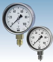 Capsule pressure gauges from DRUCK & TEMPERATUR Leitenberger GmbH - GERMANY
