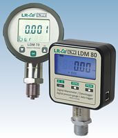 Digital pressure gauges from DRUCK & TEMPERATUR Leitenberger GmbH - GERMANY