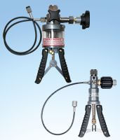 LR-Cal Pressure Test Pumps from  DRUCK & TEMPERATUR Leitenberger GmbH - GERMANY