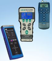 LR-Cal Digital Handheld Manometer from  DRUCK & TEMPERATUR Leitenberger GmbH - GERMANY