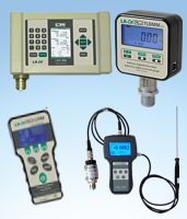 LR-Cal Electronic Pressure Calibrators from DRUCK & TEMPERATUR Leitenberger, Germany
