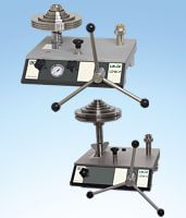 LR-Cal Deadweight Tester / Pressure Balances from  DRUCK & TEMPERATUR Leitenberger GmbH - GERMANY