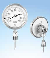 Bimetal dial thermometer from DRUCK & TEMPERATUR Leitenberger GmbH - GERMANY