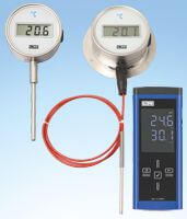 Digital Thermometer from von DRUCK & TEMPERATUR Leitenberger GmbH - GERMANY
