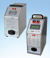LR-Cal metal dry block temperature calibrators from DRUCK & TEMPERATUR Leitenberger GmbH - GERMANY