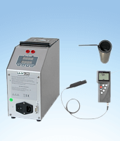 LR-Cal Temperature calibrator with Black Body insert from DRUCK & TEMPERATUR Leitenberger GmbH - GERMANY