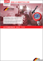 Brochure LR SMART TECH Hydraulic
