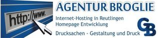 AGENTUR BROGLIE Hosting Homepages, Germany