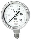 Type 01.18-DS 63 All st.st. bourdon tube pressuge gauge DS 63