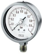 Type 01.19-DS 100+150 HEAVY WORKS all st.st. bourdon tube pressure gauges DS 100 and DS 160