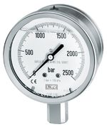 Type 01.22-DS 100+150 All st.st. HIGH PRESSURE bourdon tube pressure gauge DS 100 and DS 160