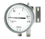 Diaphragm differential pressure gauge Model 02.16 from DRUCK & TEMPERATUR Leitenberger GmbH - GERMANY