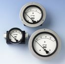 Magnetic piston differential pressure gauge Model DPG200 from DRUCK & TEMPERATUR Leitenberger GmbH - GERMANY