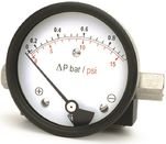 Magnetic piston differential pressure gauge Model DX10 from DRUCK & TEMPERATUR Leitenberger GmbH - GERMANY