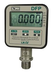 LR-Cal DFP Pressure Gauge for Force & Weight indication