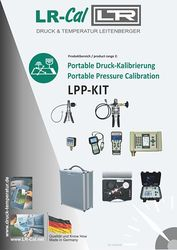 LR-Cal Brochure Portable Pressure Calibration