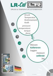 Brochure General Product Overview from DRUCK & TEMPERATUR Leitenberger GmbH - GERMANY